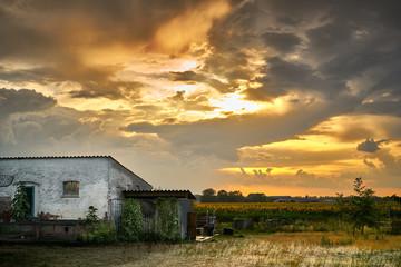 Bauernhof im Oderbruch