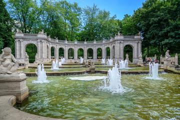 Volkspark Friedrichshain Berlin Märchenbrunnen