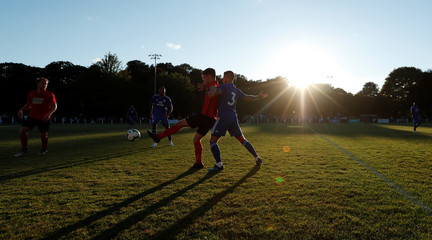 Pre Season Friendly - Tavistock v Cardiff City