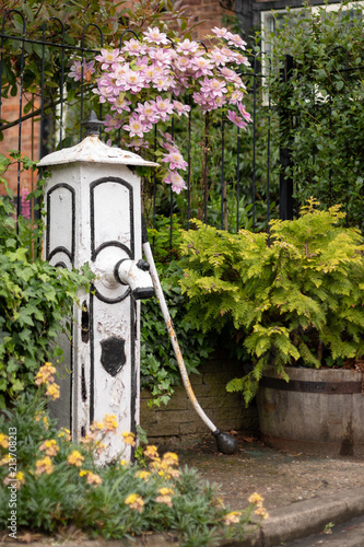 Old Fashioned Hand Water Pump