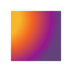 Gradient color background vector icon. Simple element illustration. Gradient color background symbol design. Can be used for web and mobile.