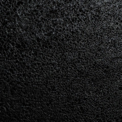 Semless of black stone texture and background