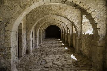 Fototapeta The Arkadi monastery in Crete