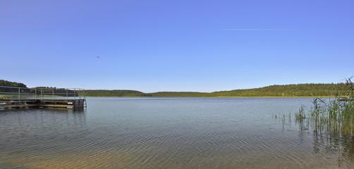 Panorama - Fürstensee in Mecklenburg-Vorpommern