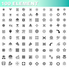 Flora icons