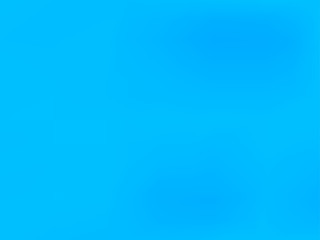 Abstract blurred blue background. A simple gradient pattern for your designs, backdrops, textures. Vector illustration