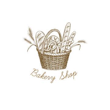 Bread basket.