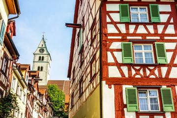 meersburg old town