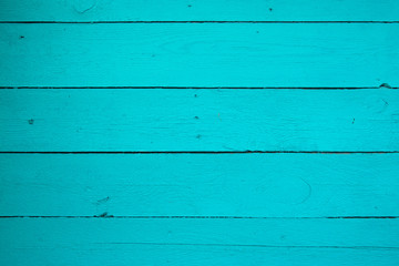 Blue painted wooden texture