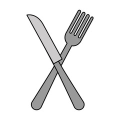 fork and knife cutleries
