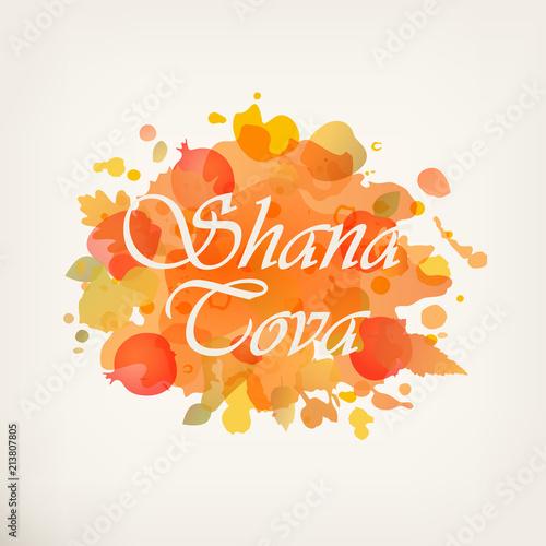 Rosh hashanah greeting card stock image and royalty free vector rosh hashanah greeting card m4hsunfo