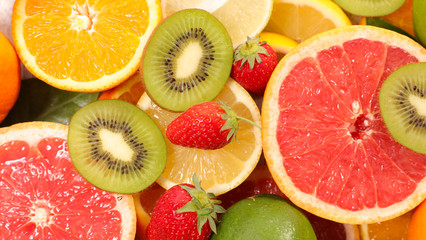 assorted of fruit