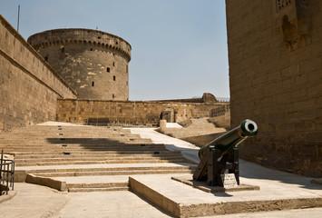 Watchtower of Saladin Citadel in Cairo