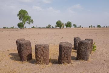 Senegambian Stone Circle at Sine Ngayene