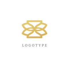 Celtic knot vector. Ornamental tattoo symbol. Luxury circle retro emblem. Traditional scottish vector logo.