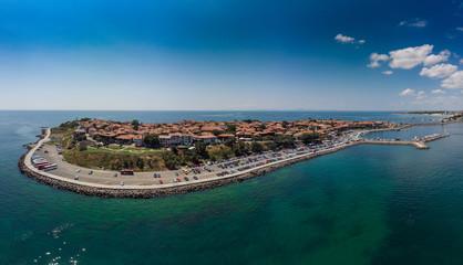 Panoramic view of Nessebar