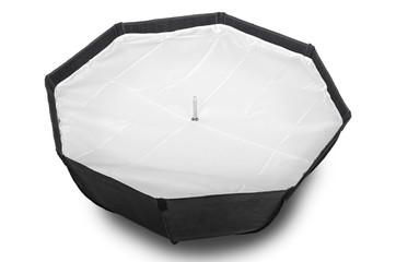 Octagon Schirm Softbox mit Diffusoren