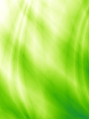 Grass green abstract pattern wallpaper