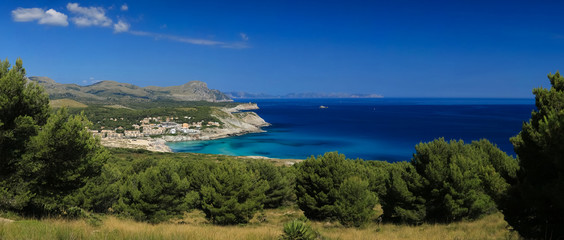 Mallorcas Nordküste, Cala Mesquida