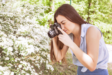 Amateur Photographer Outdoor