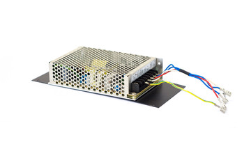 Switching Power Supply on white background