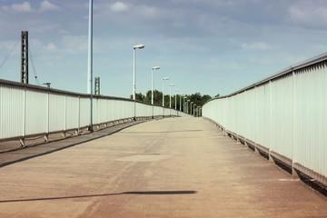 Brücke Fußgänger Fußgängerbrücke