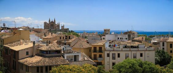 Palma de Mallorca, Altstadt und Kathedrale