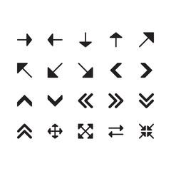 Arrow Solid Icon
