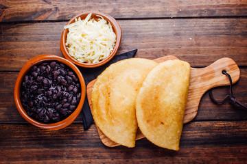 Empanadas, venezuelan food