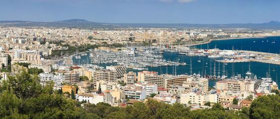 Panorama - Palma de Mallorca