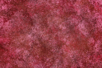 Pink Textured Background with a Sponged Type Effect