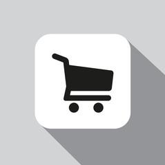 vector icon shopping cart