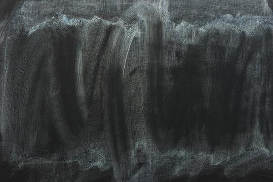 Dirty black chalkboard surface