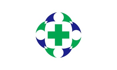 Team Work logo medical