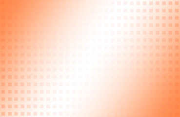 Orange Geometic Square Pattern Background for Presentations and Slides