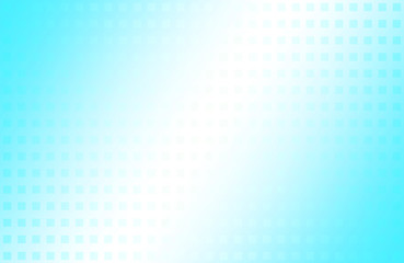 Blue Geometic Square Pattern Background for Presentations and Slides