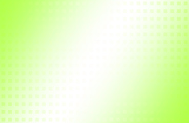 Green Geometic Square Pattern Background for Presentations and Slides