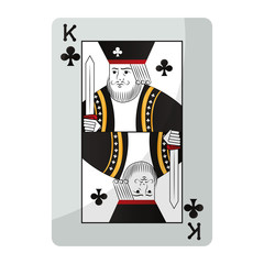 king clubs casino card game