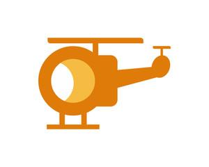 chopper vehicle transport transportation conveyance logo image vector icon