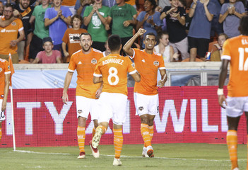 MLS: U.S. Open Cup Quarterfinal-Houston Dynamo vs Sporting KC