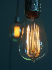 Kohlefadenlampe, Glühlampe, Designerlampe
