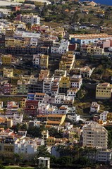 Townscape, San Sebastian de la Gomera, La Gomera, Canary Islands, Spain, Europe