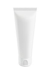Plastic tube for design, for lotion, cream.