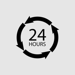 Twenty four hour vector