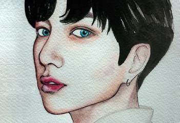 K-pop idol