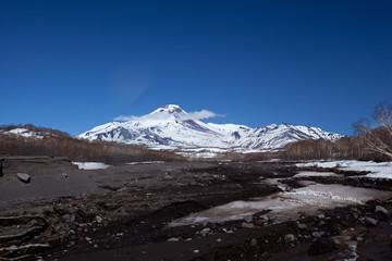 Avacha volcano, Kamchatka