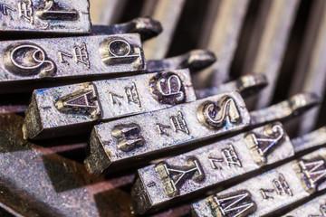 alte Schreibmaschine 4514