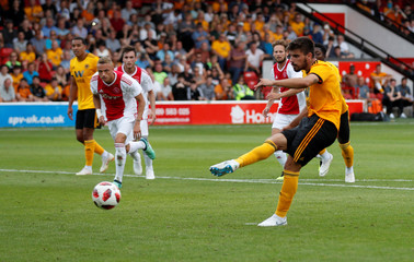 Pre Season Friendly - Ajax Amsterdam v Wolverhampton Wanderers