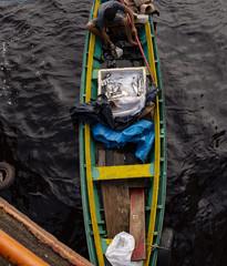 Canoa de pesca