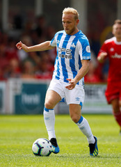 Pre Season Friendly - Accrington Stanley v Huddersfield Town